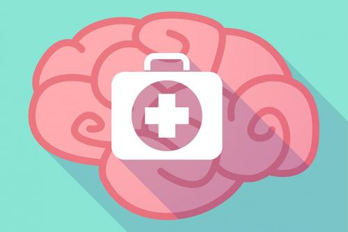 Brain first aid logo