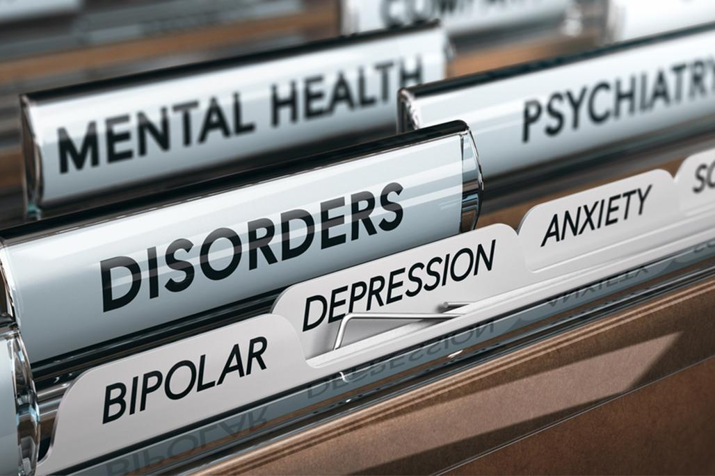 Mental health folders