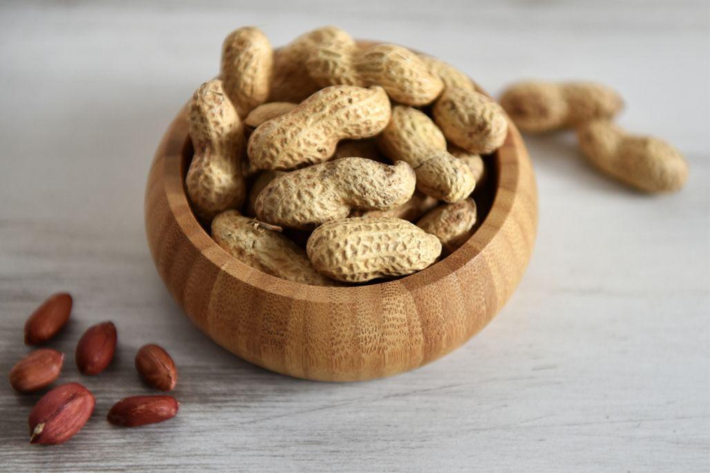 Peanuts bowl
