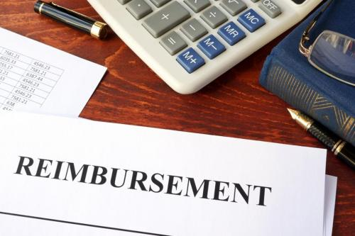 Reimbursement papers