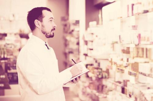 pharmacist prescription drugs