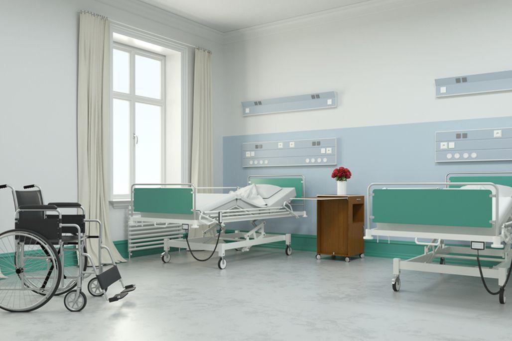 micro hospital beds