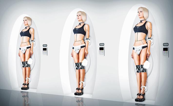 Futuristic medical robots
