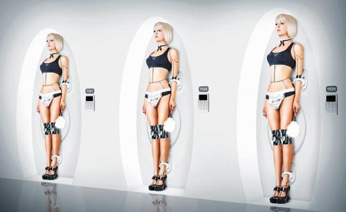Futuristic medical robots