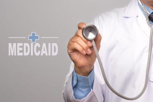 Doctor Medicaid logo