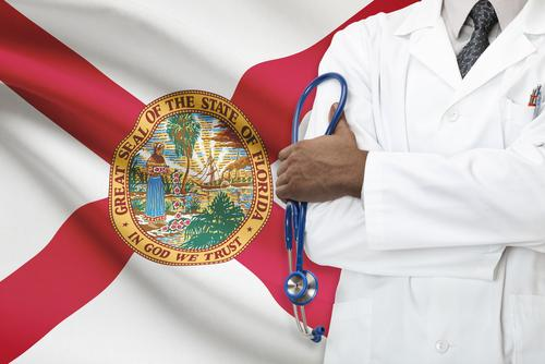 health insurance florida flag